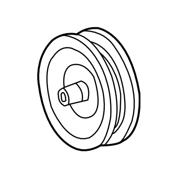 GM 10042815 Pulley