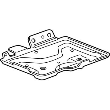 GM OEM-Battery Tray 23231841