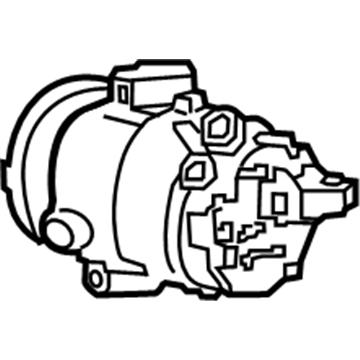 GM OEM A//C AC Condenser//Compressor//Line-Orifice 52494593