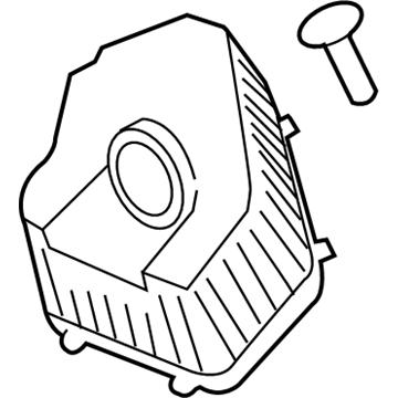 GM OEM Air Cleaner Intake-Upper Cover Bolt 11611199