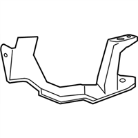 GM 20944707 Panel,Headlamp & Front End Panel Mount