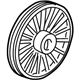 Oldsmobile A/C Idler Pulley - 3535846