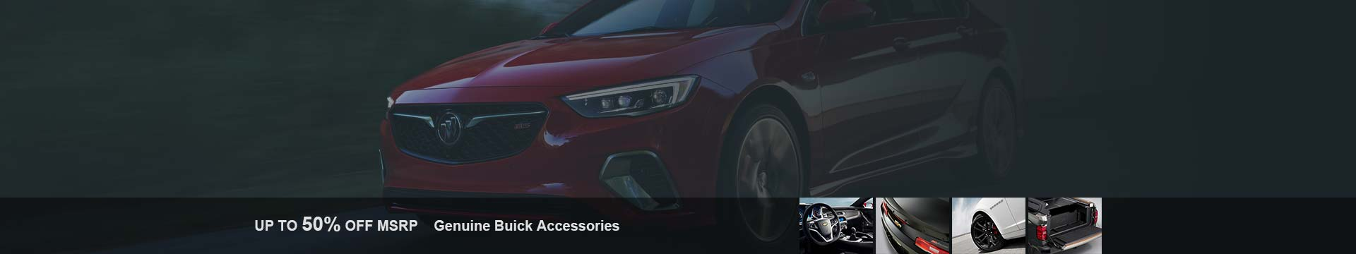 Shop Buick Enclave accessories with lowest prices